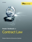Image for Poole's textbook on contract law