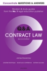 Image for Contract law  : law Q&A revision and study guide