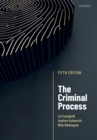 Image for The criminal process
