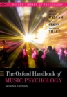 Image for The Oxford handbook of music psychology
