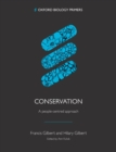 Image for Conservation  : a people-centred approach