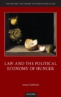Image for Law and the political economy of hunger