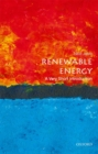 Image for Renewable energy  : a very short introduction