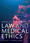 Image for Mason & McCall Smith's law & medical ethics