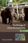 Image for The biology of urban environments