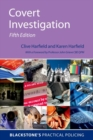 Image for Covert investigation