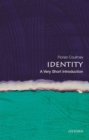Image for Identity  : a very short introduction