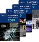 Image for Blackstone's police manual