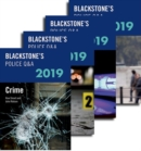 Image for Blackstone's Police Q&A: Four Volume Pack 2019