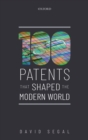 Image for One hundred patents that shaped the modern world