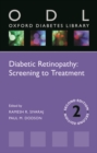 Image for Diabetic retinopathy  : screening to treatment
