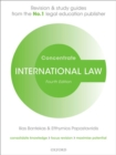 Image for International law  : law revision and study guide