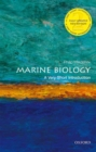 Image for Marine biology  : a very short introduction