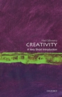 Image for Creativity  : a very short introduction
