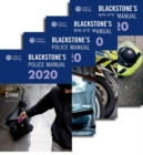 Image for Blackstone's Police Manuals 2020: Four Volume Pack