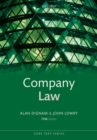 Image for Company law