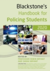 Image for Blackstone's handbook for policing students