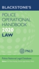 Image for Blackstone's police operational handbook 2020