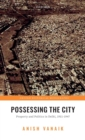 Image for Possessing the city  : urban space and property relations in Delhi