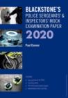 Image for Sergeants' & inspectors' mock exam 2020