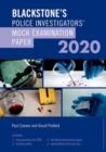 Image for Blackstone's investigators' mock exam 2020