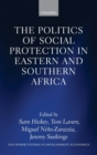 Image for The politics of social protection in Eastern and Southern Africa