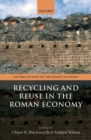 Image for Recycling and Reuse in the Roman Economy
