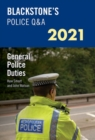 Image for Blackstone's police Q&A 2021Volume 4,: General police duties