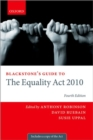 Image for Blackstone's guide to the Equality Act 2010