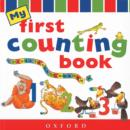 Image for My first counting book