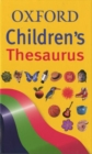 Image for Oxford children's thesaurus