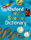 Image for Oxford first science dictionary