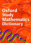 Image for Oxford study mathematics dictionary