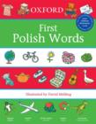 Image for First Polish words