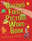 Image for Oxford first picture word book