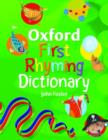Image for Oxford first rhyming dictionary