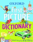 Image for Oxford first picture dictionary