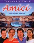 Image for Amici: Teacher Book