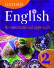 Image for Oxford English  : an international approach2
