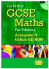 Image for Oxford GCSE Maths for Edexcel: Assessment Oxbox CD-ROM