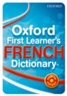 Image for Oxford first learner's French dictionary