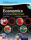 Image for Complete economics for Cambridge IGCSE  and O Level