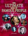 Image for The ultimate book of famous people