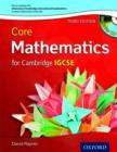Image for Core mathematics for Cambridge IGSCE