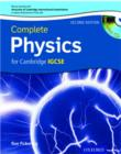 Image for Complete physics for Cambridge IGCSE: Teacher's resource kit