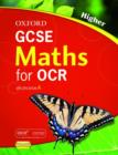 Image for Oxford GCSE maths for OCR: Specification A