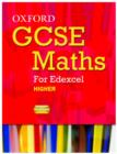 Image for Oxford GCSE Maths for Edexcel: Specification A Student Book Higher (B-D)