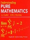 Image for Understanding Pure Mathematics