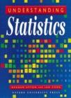 Image for Understanding statistics