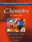 Image for New Coordinated Science: Chemistry Students' Book : For Higher Tier
